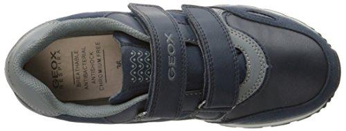 Zapatillas para ni�o, color Azul , marca GEOX, modelo Zapatillas Para Ni�o GEOX J PAVEL J Azul Azul