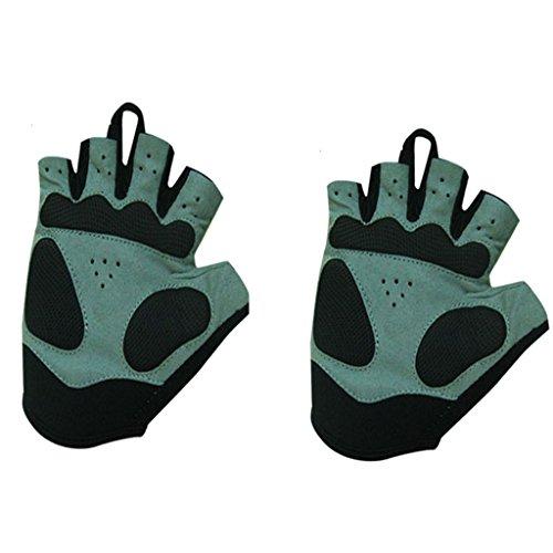 追う仮装船尾Dovewill 全4色4サイズ アウトドア MTB 自転車 乗馬 サイクリング 反射 ハーフフィンガー グローブ 手袋
