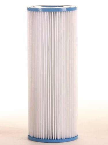 Cartridge Microstar Clear Filter (Baleen Filters 12 sq. ft. Pool Filter Replaces Unicel C-4312, Pleatco PA12, Filbur FC-1210-Pool and Spa Filter Cartridges Model: AK-3007)