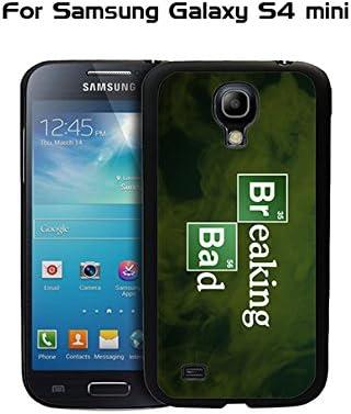 Breaking Bad Yourowncover - Mini caso Samsung S4 Logo, TV duro Durable funda patrón Vintage para Samsung Galaxy S4 Mini, compatible con Samsung Galaxy S4 Mini, color multicolor: Amazon.es: Electrónica