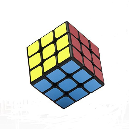 Speed Cube 3x3x3 Puzzle games as Portable Toys and Gift for Kids or Adults ,...