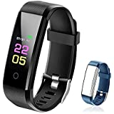 ANCwear Fitness Tracker - Activity Tracker Watch with Heart Rate Blood Pressure Monitor, Waterproof Watch with Sleep Monitor,