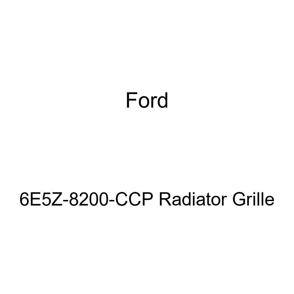Genuine Ford 6E5Z-8200-CCP Radiator Grille