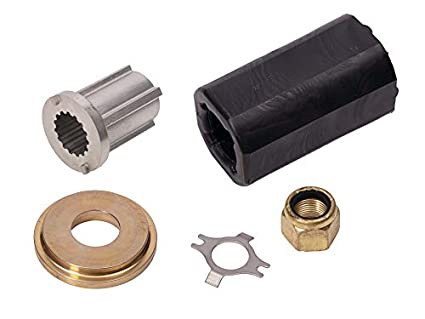 Quicksilver 835257Q1 Flo-Torq II Hub Kit - for Mercury 135-300 HP,  Mercruiser Alpha/Bravo One Drives
