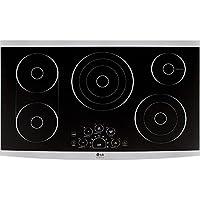 Lg LSCE365ST: Studio Series-36 Radiant Cooktop