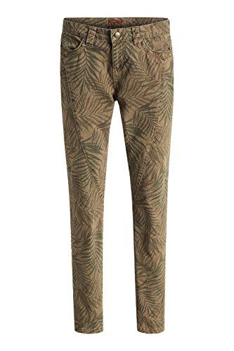 Donna Aop By 045cc1b008 grün Khaki Verde Da Edc Pantaloni Esprit cw 350 nwEp1qxdY