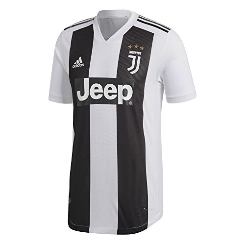 adidas Juventus Home Authentic Match Jersey 2018/2019 - L (Jersey Home Authentic)
