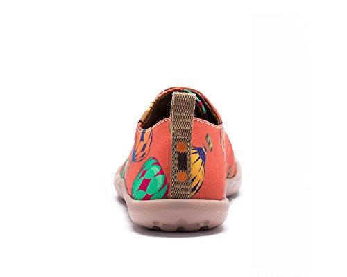 Enfance Toiles Pour Orange Uin Enfant D' Enfant petit Ballon De Casual Chaussures XRqE7qw