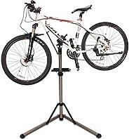 TECHSHARK Aluminum Bike Repair Stand Strong Lightweight Portable for Mechanic