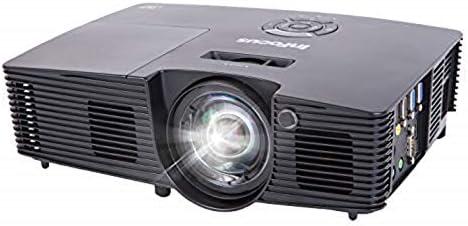 Infocus DLP WXGA 3500 LUMENS 3D 2HDMI Video - Proyector (3500 ...