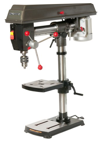Palmgren Radial Arm - 5 Speed Bench step pulley drill press by Palmgren