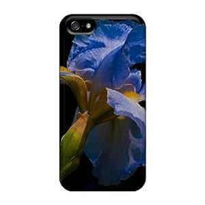 Hot PC For Iphone 6 4.7 Phone Case Cover Skin - Iris Blu
