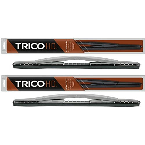 """Hot 2 Wiper Set - Trico 63-181 18"""" HD Wiper Blades Fit Select Heavy Duty Vehicles w/Saddle Attachment Arms - If Vehicle Not In Amazon Garage Verify Fitment at www.TricoProducts.com Before Purchasing hot sale"""