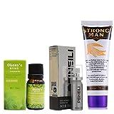 3Pcs STRONG Man Increase Penis ment Cream+Peineili Erection Pills & Penis ment Essential
