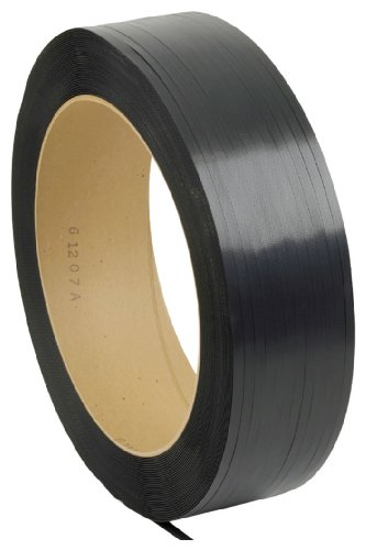 PAC Strapping 48H.60.0172 Polypropylene Heavy Duty Hand Grade Strapping, 7,200' Length, 1/2