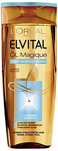 L'Oréal Paris Elvital Öl Magique Sommer-Nährpflege-Shampoo, 6er Pack (6 x 250 ml)