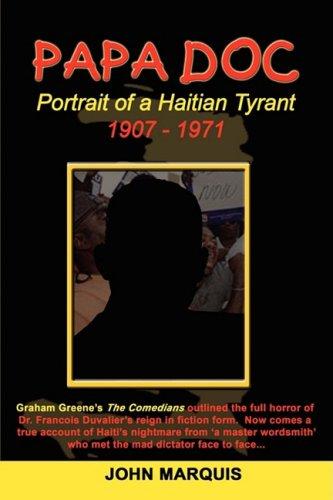 Papa Doc Portrait Haitian Tyrant product image