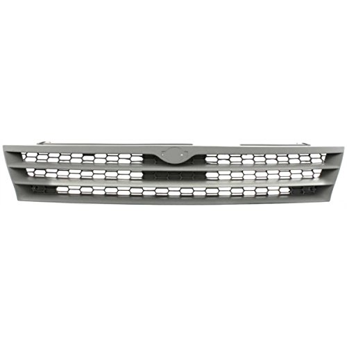 - New Front Grille For 1995-1997 Nissan Altima Gray NI1200168 623104E825