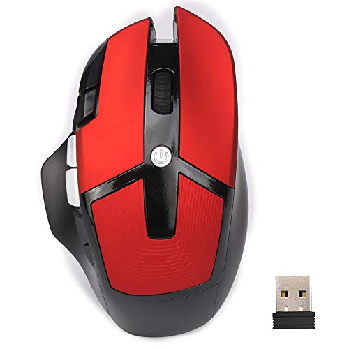 84 Notebook Keyboard - Wireless Mouse A875 Business Office Notebook Mini Wireless Optical Energy Saving Game Mouse
