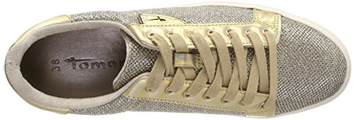 Or Tamaris Glam Gold 23732 Femme Basses Sneakers qqxCPwZOI