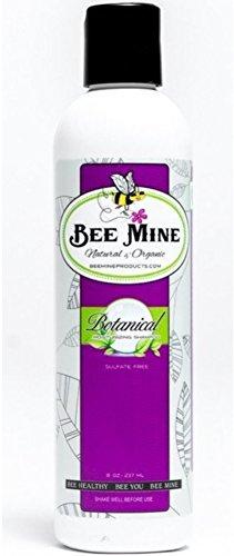 (BEE MINE Botanical Moisturizing Shampoo 8)