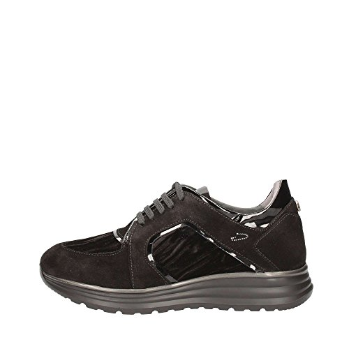 Alberto Guardiani Lenny, Women's Low Trainers Black