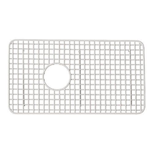 Rohl WSG3018SS 14-5/8-Inch by 26-1/2-Inch Wire Sink Grid for RC3018 Kitchen Sinks (Rohl Farm Sink)