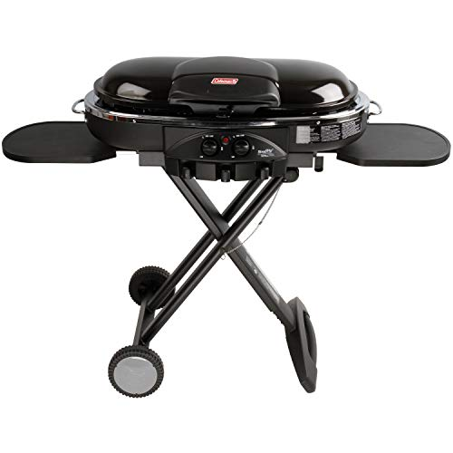 Duty Liquid Grille - Coleman Propane Grill | RoadTrip LXE Portable Gas Grill
