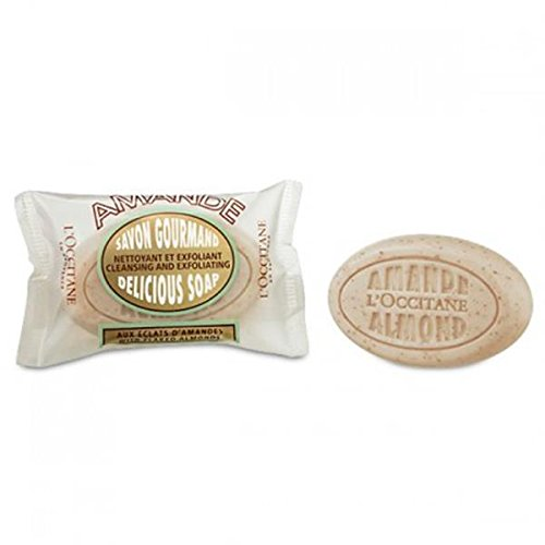 Loccitane Sweet (L'Occitane Exfoliating Almond Delicious Soap With Ground Almond Shells and Sweet Almond Oil, 1.7 oz.)