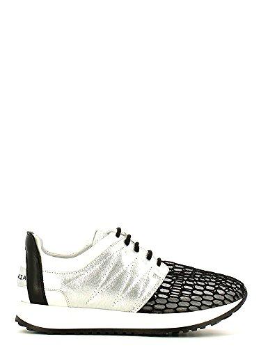 Apepazza Mono Mesh/Specchio Damen Sneaker Schwarz