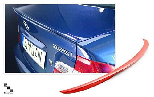 Bimmian LIP90AXXX Painted Lip Spoiler For E9344; E90 Sedan And M3 2006-2012 - Unpainted (Unpainted Spoiler Wing)
