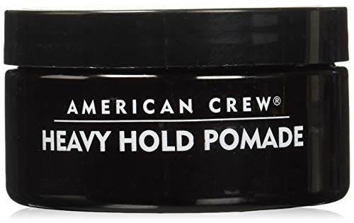 Heavy Hold Pomade American Crew Pomade Men 3 oz (Pack of 2)