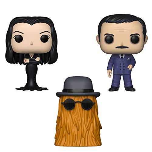 Funko TV: Pop! The Addams Family Collectors Set 1 - Morticia, Gomez, It