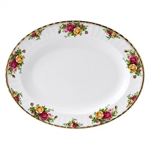 Royal Albert Old Country Roses Small Platter
