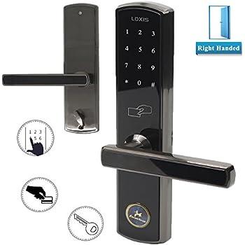 Amazon Com Electric Touchscreen Door Lock Keyless