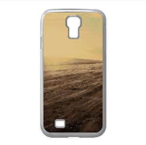 Sandfire Watercolor style Cover Samsung Galaxy S4 I9500 Case (Beach Watercolor style Cover Samsung Galaxy S4 I9500 Case)
