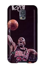 Alfredo Alcantara's Shop 4546117K284114181 sports nba basketball michael jordan chicago NBA Sports & Colleges colorful Samsung Galaxy S5 cases