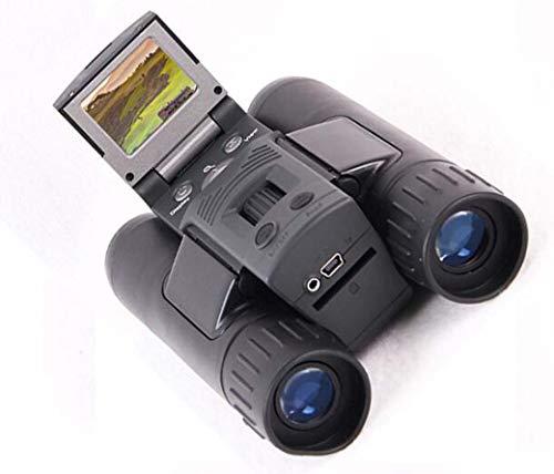 (ZTYD Digital Binoculars Telescope Camera Video Binoculars 5 Million Pixel HD Photography Telescope)
