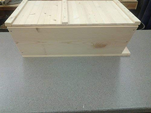 Lotus energy Bee Hive, Top Bar 20 Top Bars Backyard Bee Keeping Hive