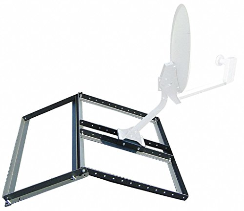 VMP PRM-2 Non-Penetrating Pitched Roof Mount (Grey) ()