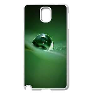 Samsung Galaxy Note 3 Cases Variegated Dark Green, Luxury Case for Samsung Galaxy Note3 - [White] Okaycosama