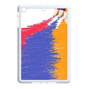 Case Of Art Pencil Customized Case For iPad Mini