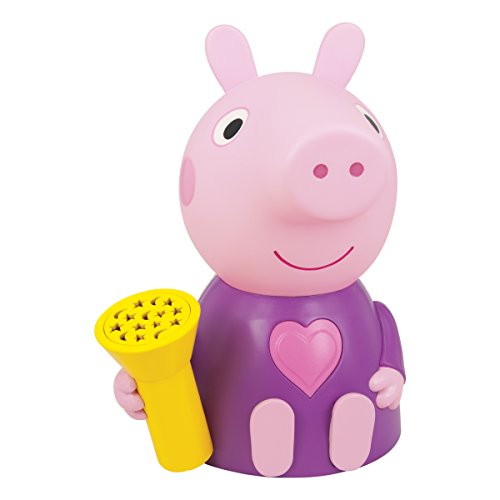 Basic Fun Soft Lite - Starlite Pal - Peppa Pig Musical Light Up Toy for Bedtime