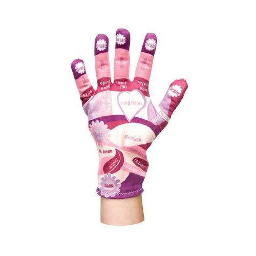 Spa Сестра Рефлексология перчатки