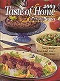 2004 Taste of Home Annual Recipes, Jean Steiner, 0898213843