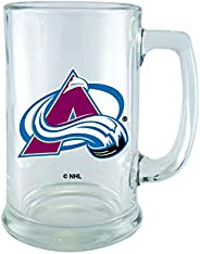 NHL Colorado Avalanche Beer Stein, 15-Ounce