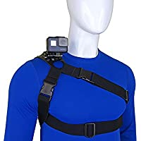 STUNTMAN 360 - Shoulder, Chest and Hip Harness for Action Cameras