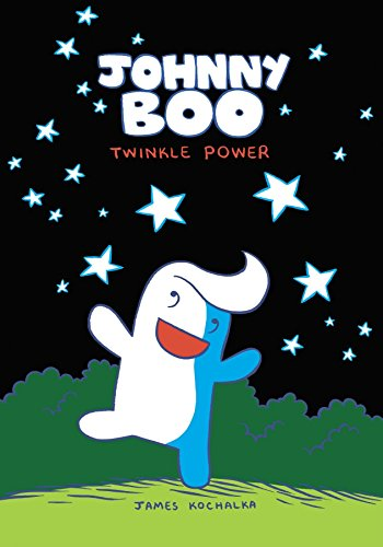 Johnny Boo: Twinkle Power (Johnny Boo Book 2) (v. 2)