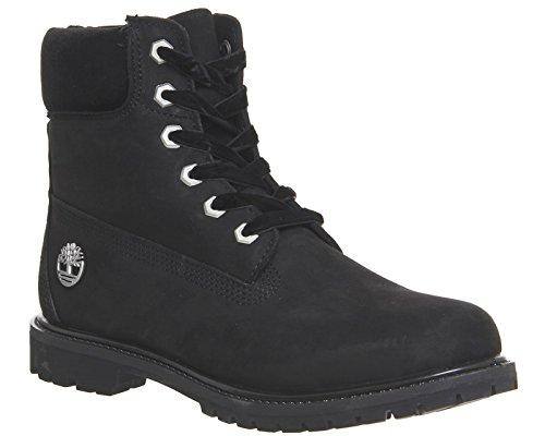 Timberland Premium Boot A1khh Noir 6in 4q4RBP