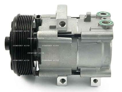 Amazon.com: New AC Compressor With 1 year Warranty: 1997 - 2007 Ford F150 F250 F250 SUPER DUTY F350 SUPER DUTY F450 SUPER DUTY F550 SUPER DUTY Pickup: ...